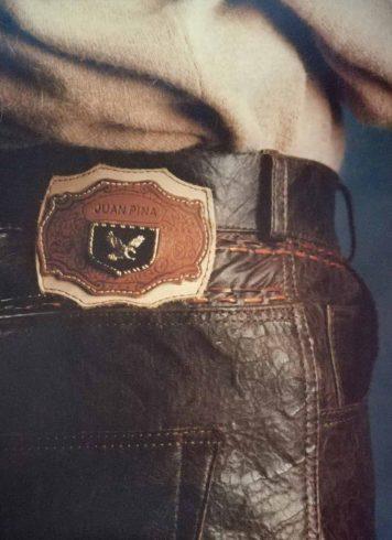 Pantalones años 90 de Juan Pina
