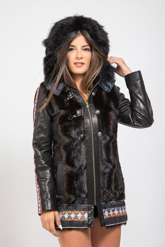 venta chaquetas piel por mayor