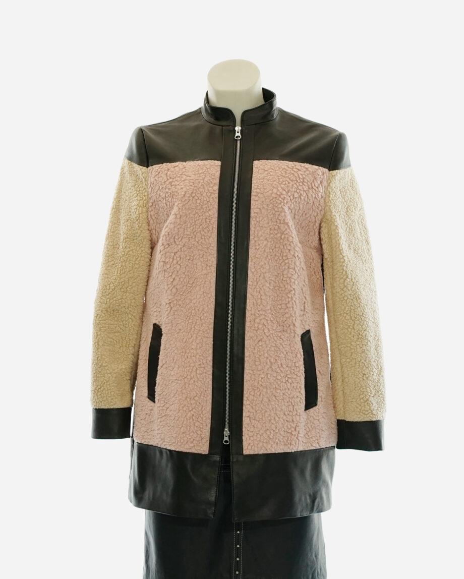 abrigo de borreguillo
