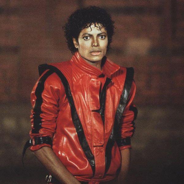 chaqueta de cuero michael jackson